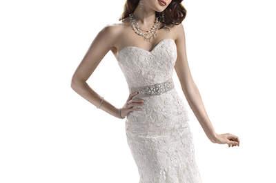 Estos son los mejores vestidos de novia de Maggie Sottero para 2016