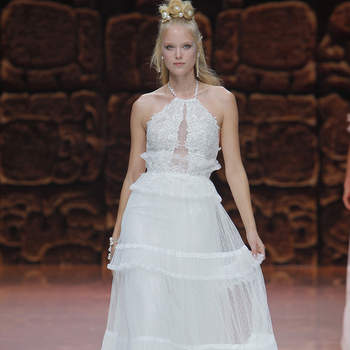 Inmaculada Garcia. Credits_ Barcelona Bridal Fashion Week(1)
