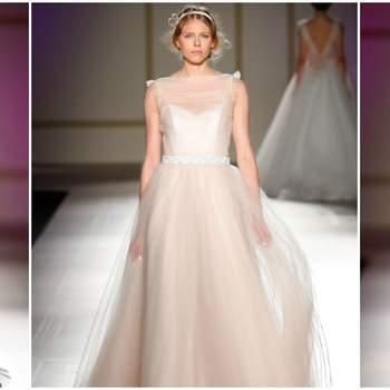 Vestidos de novia Blumarine 2018: Una colección exquisita de principio a fin