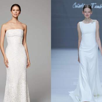 Philippa. Credits: Anne Barge  | Cristina Tamborero. Credits: Barcelona Bridal Fashion Week