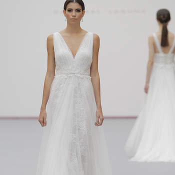 Credits: Madrid Bridal Week