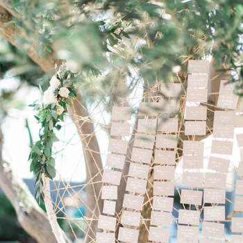 31 Ways to Display Your Guest's Seating Cards