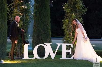 Nel laboratorio di una Wedding Designer: creatività e impegno, per offrirvi un matrimonio perfetto