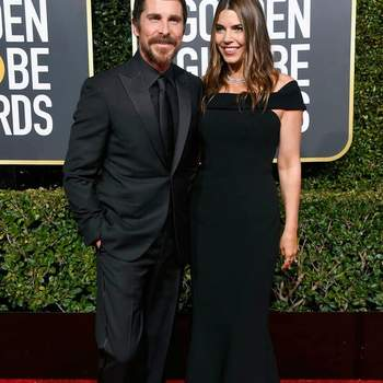 Christian Bale  e Sibi Blazi | Foto Instagram