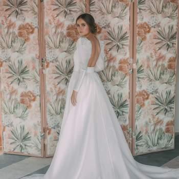 Vestido Grace. Foto: Alejandra Godia