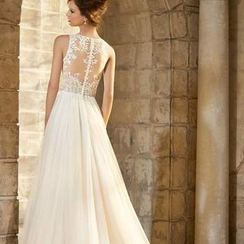 Créditos: Mori Lee Bridal