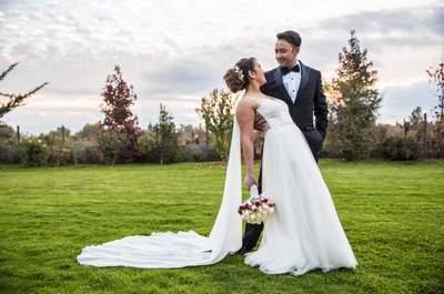 Nataly y Rodrigo, ¡un amor a primera, a segunda y a tercera vista!