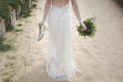 Zapatos de novia según la personalidad de la futura esposa. ¡Escoge el más adecuado!