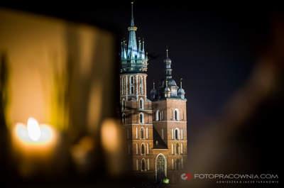 Reportaż z wesela na dachu Krakowa! Marzenie każdej pary!