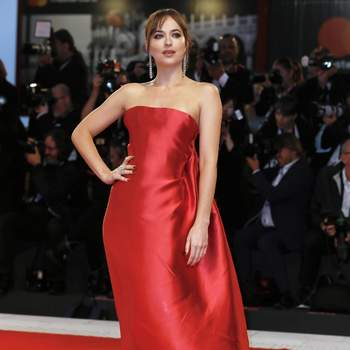 VENICE - September 1: Dakota Johnson Suspiria Premiere on September 1, 2018 in Venice, Italy.(By Mark Cape/Insidefoto) PUBLICATIONxNOTxINxITAxFRA markxcape  