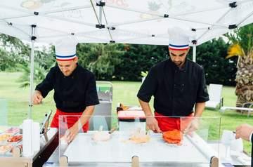 Photo   Chaobenji. Traiteurs · Tendances food décalées ... da30da5971fe
