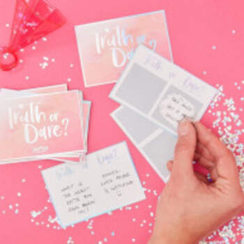 Action Ou Vérité Bride Tribe 25 Pieces - The Wedding Shop !