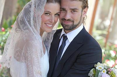 Raquel Sánchez Silva se ha casado con su pareja, Mario Biondo, en Sicilia. Foto: Twitter