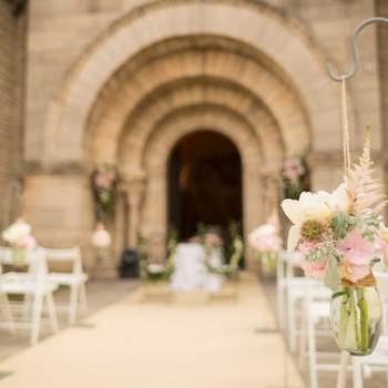 ¿Sueñas con una boda ultra chic? Toma nota de estas ideas de decoración y se hará realidad
