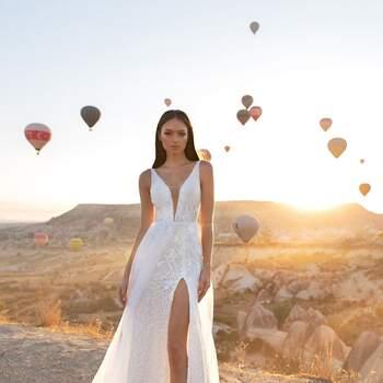 Brautkleid von Etsy jetzt auf Brautkleider.online shoppen. ID: 323492