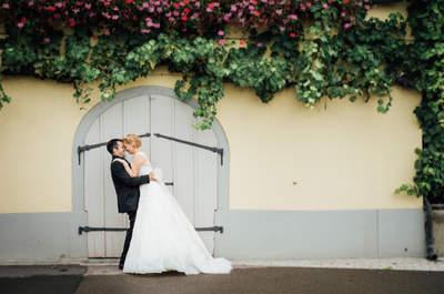 Go wild in the jungle – Corina & Remo feierten eine aussergewöhnliche Hochzeit im Gewächshaus