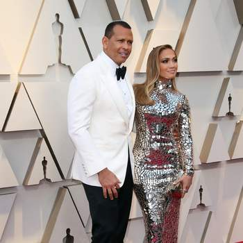 Alex Rodriguez e Jennifer Lopez / Cordon Press