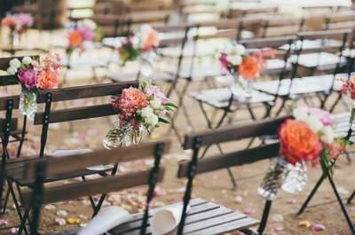 Hochzeitsstuhl-Dekorationen 2017: Mit Sitzmöbeln die Hochzeit aufpeppen