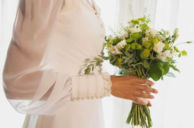 Los trajes de novia de Inuñez