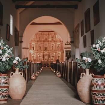 Foto: Laura Rincón - Bodas En Villa De Leyva