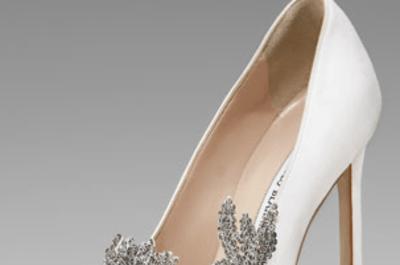 Brautschuh der Woche: Manolo Blahnik