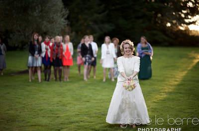 Entre la France et l'Australie, découvrez le mariage pétillant de Miranda et Vincent!