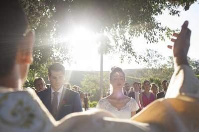 Conheça as possibilidades para celebrar seu casamento fora da igreja e com muito amor