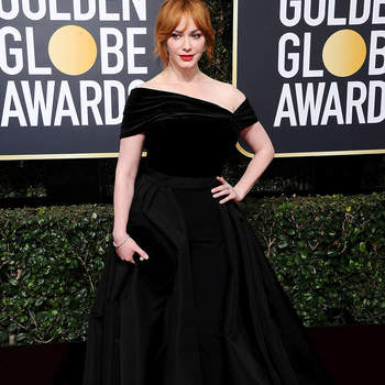 Christina Hendricks. Credits: Cordon Press