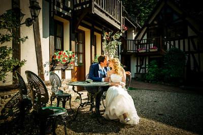 Le mariage intimiste en pleine nature de Jean-Christophe et Marie-Charlotte!