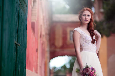 5 tipos de vestido para cinco tipos de novia