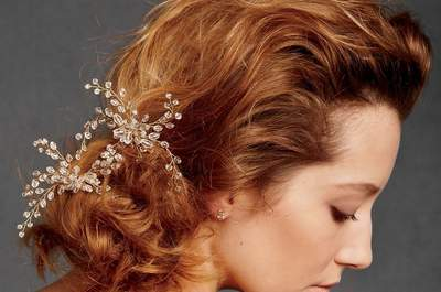 Low Buns and Up Dos for 2015