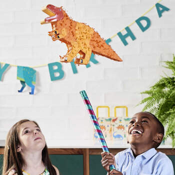 Piñata Dinosaurio- Compra en The Wedding Shop