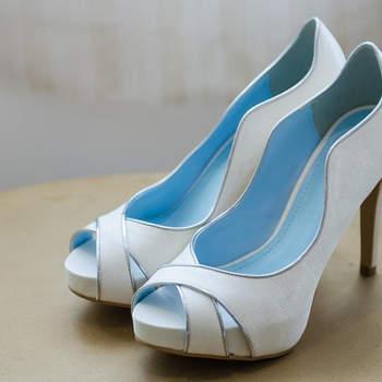 a3619fe6b 40 sapatos de noiva 2019  temos um modelo perfeito para você!
