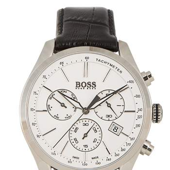 Boss Signature Timepiece Chrono, Hugo Boss.