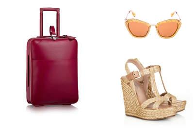 Les 50 choses indispensables à mettre dans votre valise pour votre lune de miel.