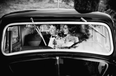 Diversión y mucho amor: así fue la boda de Raquel y Arturo