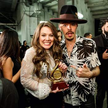Créditos: Instagram Jesse y Joy