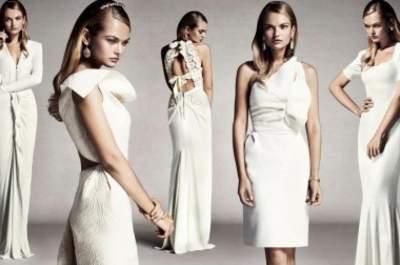 Nueva colección de vestidos de novia Roland Mouret 2013