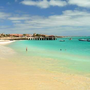 Ilha do Sal - Cabo Verde Via: Pinterest