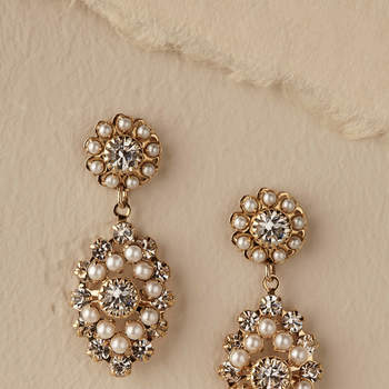 Courtship Earrings. Credits_ Bhldn