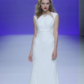 Maggie Sottero -Credits: Barcelona Bridal Fashion Week