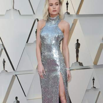 Brie Larson in Celine - Foto: Cordon Press