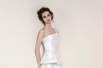 Vestidos de noiva para casamentos no civil 2016: IDEAIS!