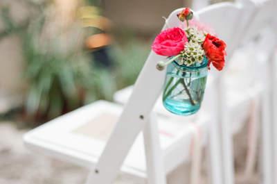 Non solo marsala: 8 colori per decorare il tuo matrimonio 2015!
