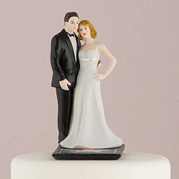 Figura Tarta Nupcial Novios Hollywood- Compra en The Wedding Shop