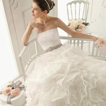 Vestido de noiva Aire 2013