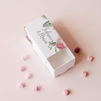 Caja Cerillas Secret Garden- Compra en The Wedding Shop