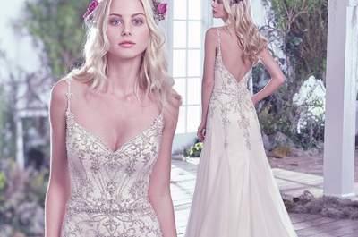 New York Bridal Week 2017:  najbardziej spektakularne suknie ślubne!