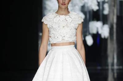 Vestidos YolanCris 2016: deslumbre-se com toque de alta costura