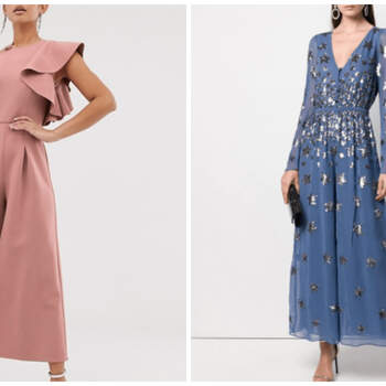 Foto 1: Asos | Foto 2: Temperley London
